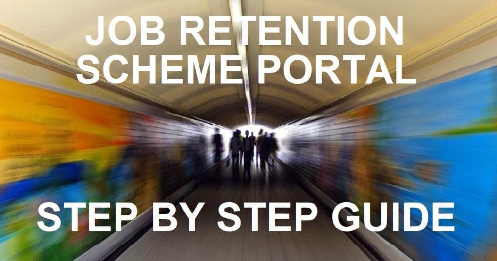 Job Retention Scheme Portal