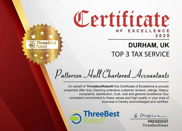 3 Best Rated Accountants Bishop Auckland