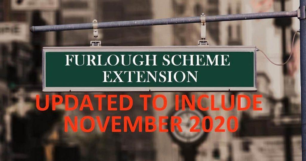 Furlough Scheme November